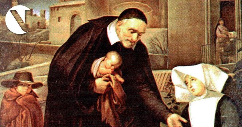 Saint Vincent de Paul, a biography 00 - Introduction - We ...