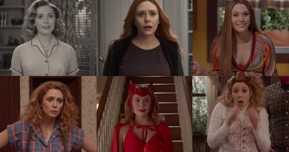 "Marvel ""WandaVision"" Mini-Series Release Date, Trailer ..."