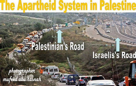 New laws make Israeli apartheid official - Redress Information & Analysis