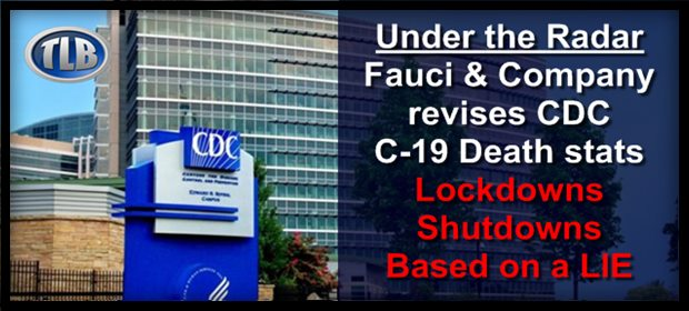 CDC: 6% Of US COVID-19 Deaths List COVID-19 As Only Cause ...
