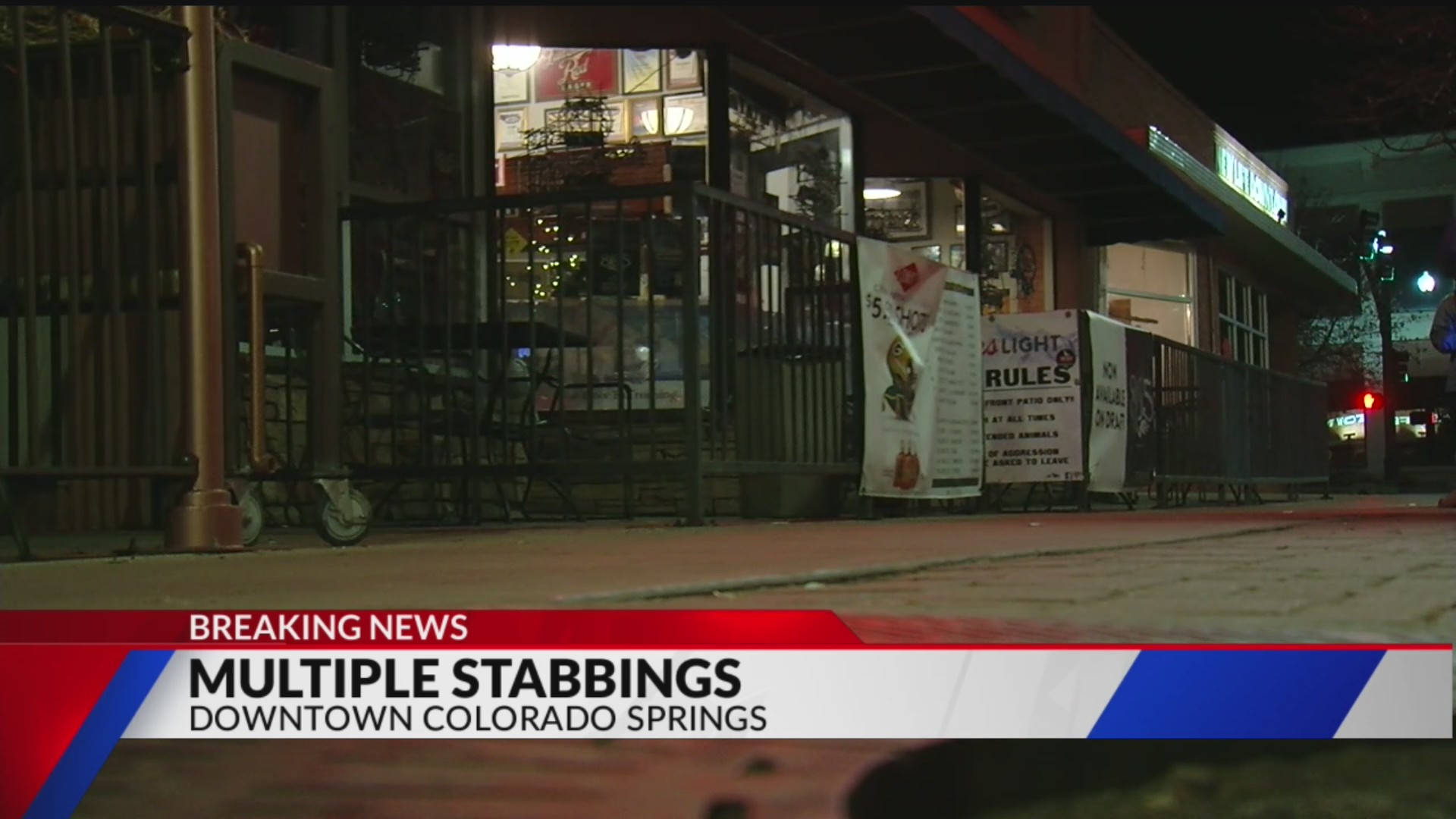Colorado man arrested after stabbing spree…