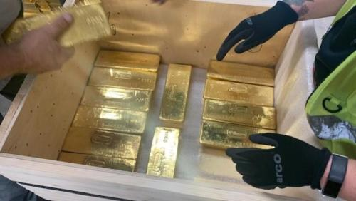 How $5 Billion In Physical Gold Was Secretly Moved From London To Poland…