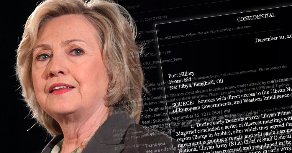 Judicial Watch: FBI Finds New Clinton Emails, Including Discussion about Benghazi and Additional Classified Material…