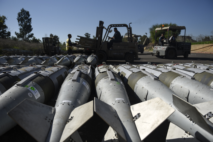 Iran Has 0 Nukes While Israel's 80 Nuclear Weapons Are ...