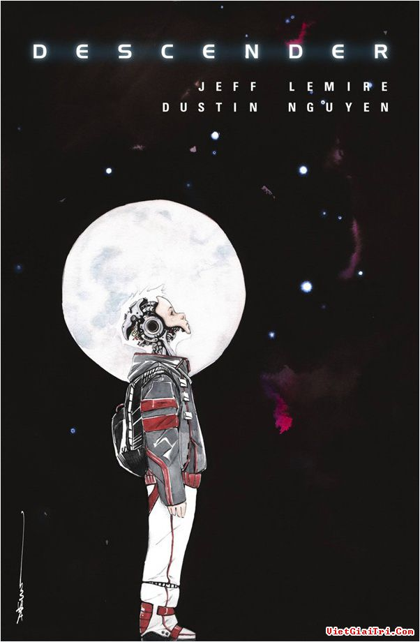 Exclusive preview: Jeff Lemire's Descender Volume 1: Tin ...