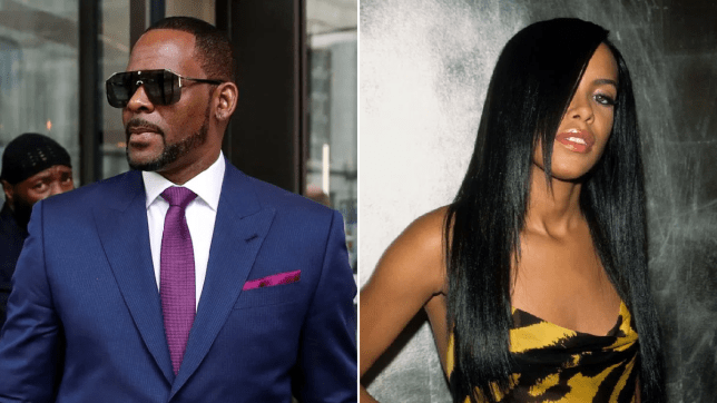 R. Kelly Accused Of Bribing A Government Official In Order To Marry Singer Aaliyah When She Was 15 Years Old…