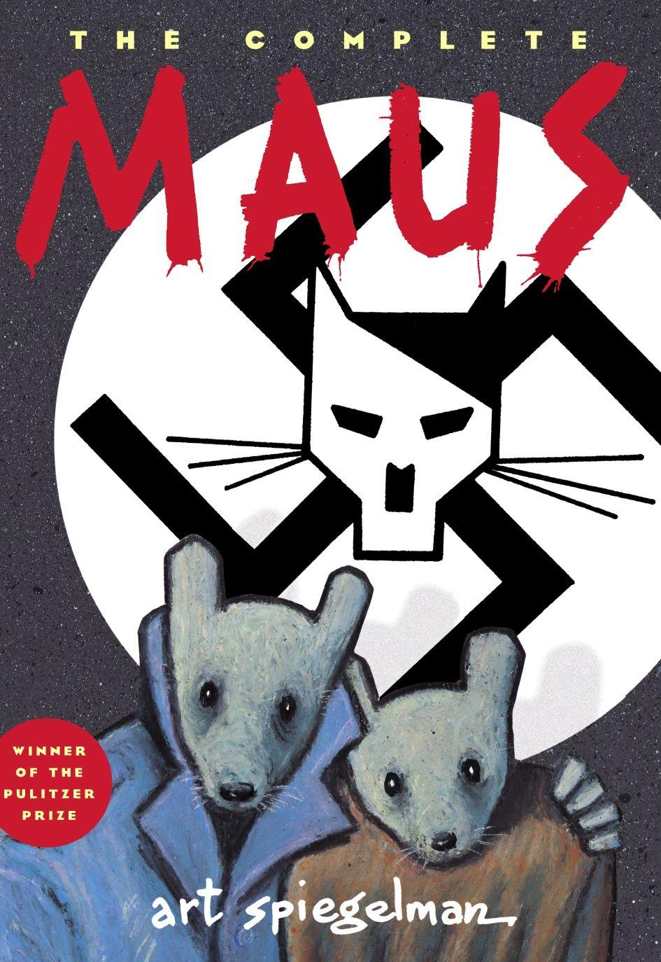 Maus - A Historia De Um Sobrevivente - Art Spiegelman ...
