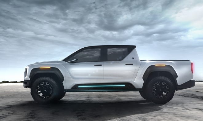 "The Tesla rival company, Nikola Corp. announced the concept of its electric pick up called ""Badger"" which has an impressive total range of 600 miles, mixing hydrogen and battery…"