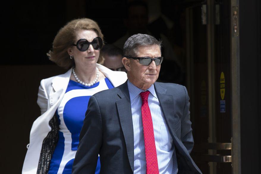 Listen to oral arguments in Flynn Case…