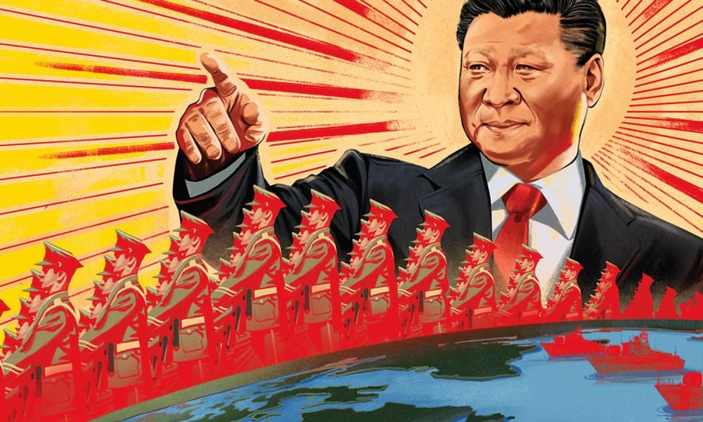 Xi Jingping Threatens USA in Korean War Speech - Hidden ...