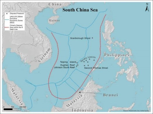 South China Sea dispute - INSIGHTSIAS