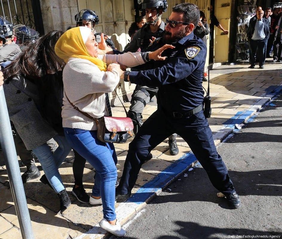 2,700 Palestinians arrested since US decision on Jerusalem ...