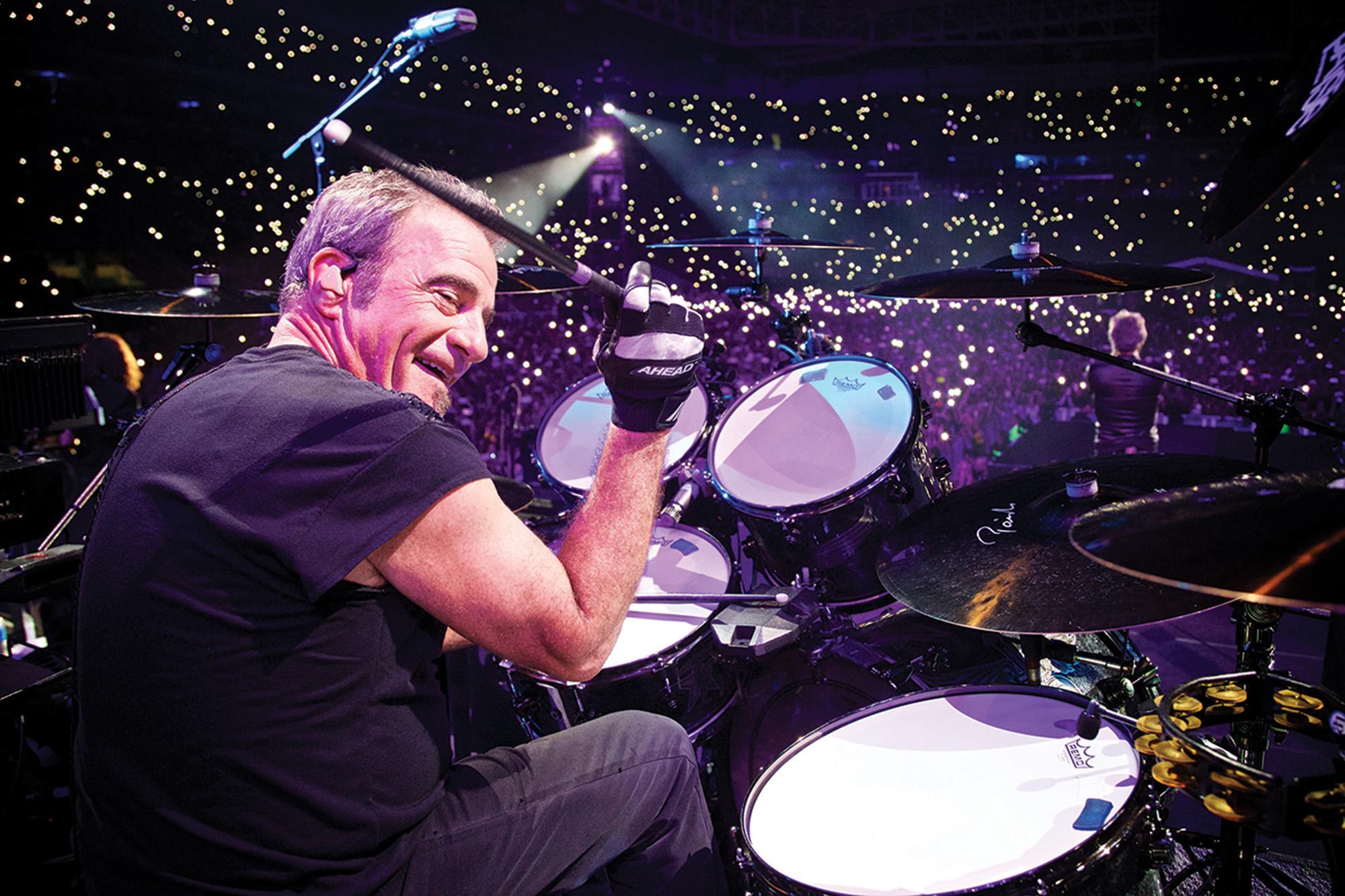 Bon Jovi's Tico Torres - Modern Drummer Magazine