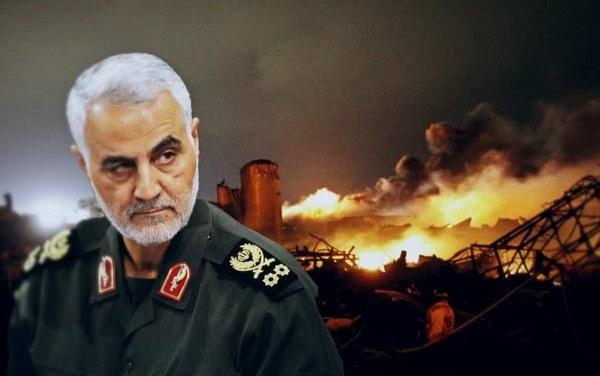 Iran's elite Quds Force commander General Qassem Soleimani ...