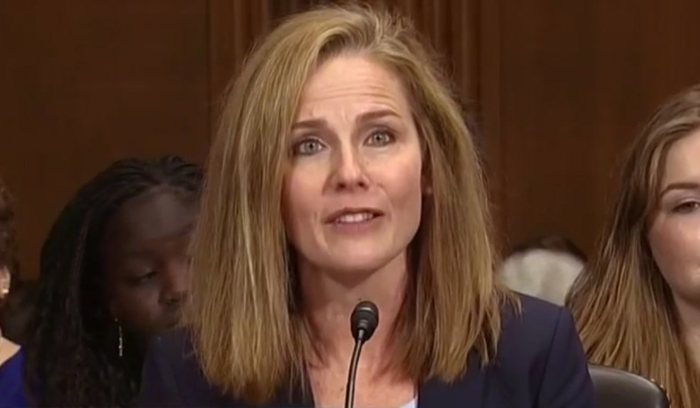 Amy Coney Barret -- Supreme Court Nomination Fight Would ...