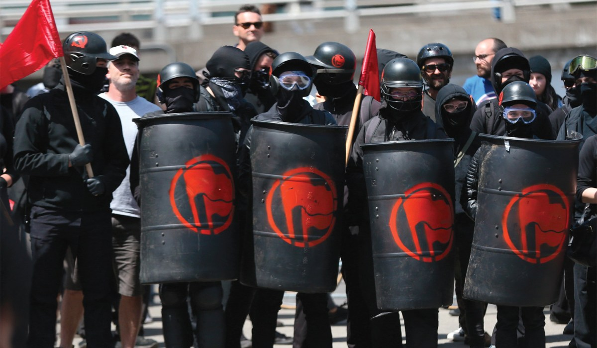 Portland & Antifa: National Review Cover Story — Kevin ...