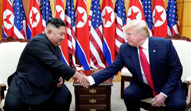 North Korea says Trump wrote Kim, offered coronavirus cooperation…