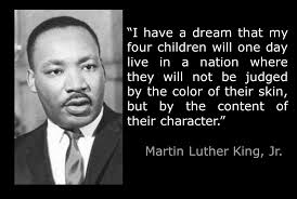 Martin Luther King Holiday Needs to go Colorblind – The ...