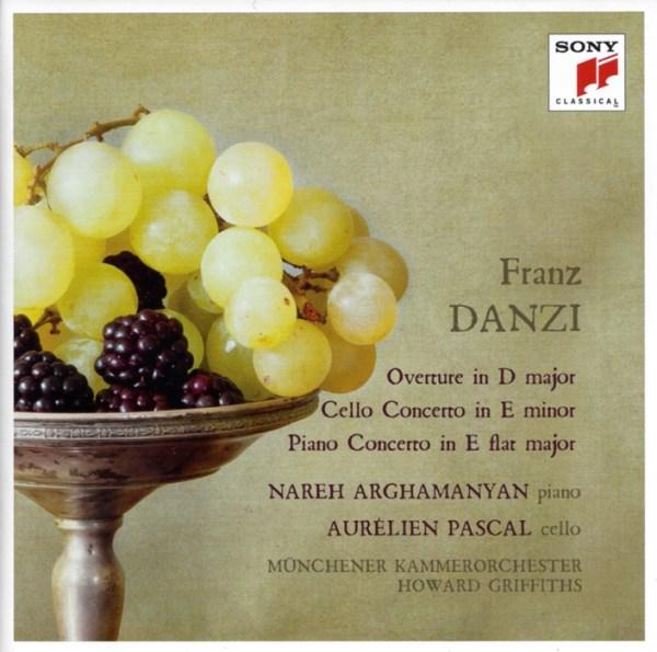 Franz Danzi — Arghamanyan, Pascal, Griffiths / MCO | Rolf ...
