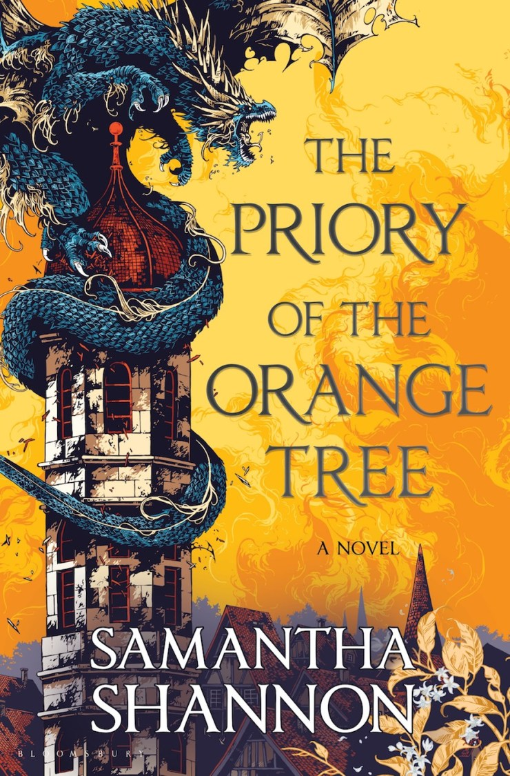 Revealing The Priory of the Orange Tree by Samantha ...