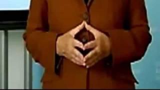 Angela Merkel okkulte Gesten