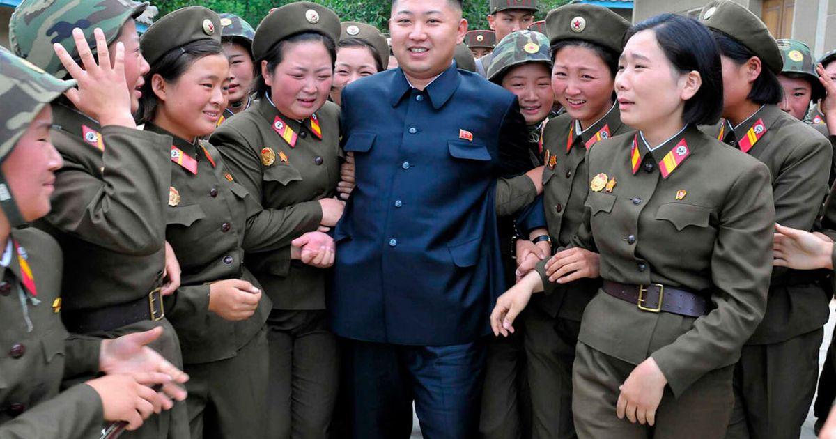 Kim Jong-un's 'Pleasure Squad': Inside twisted world where ...