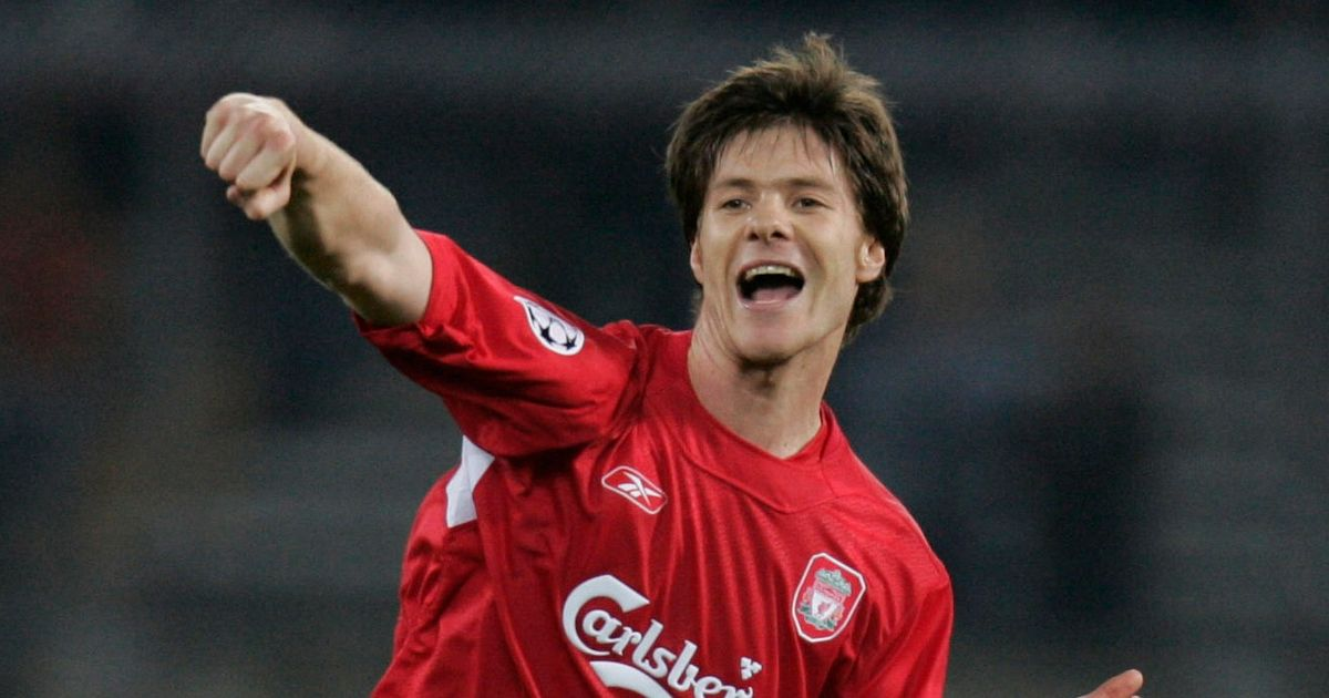 What was Xabi Alonso's greatest moment in a Liverpool FC ...