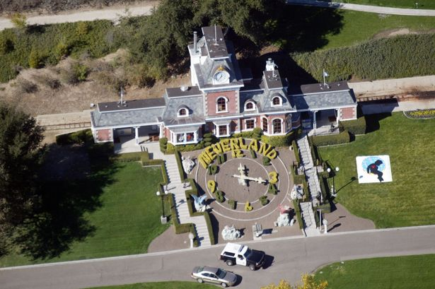 Where is Michael Jackson's Neverland Ranch and why is it ...