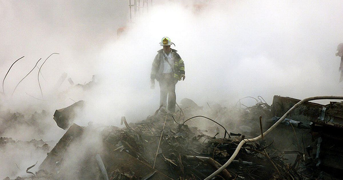 9/11: Shock figures show 2,500 rescue workers at Twin ...
