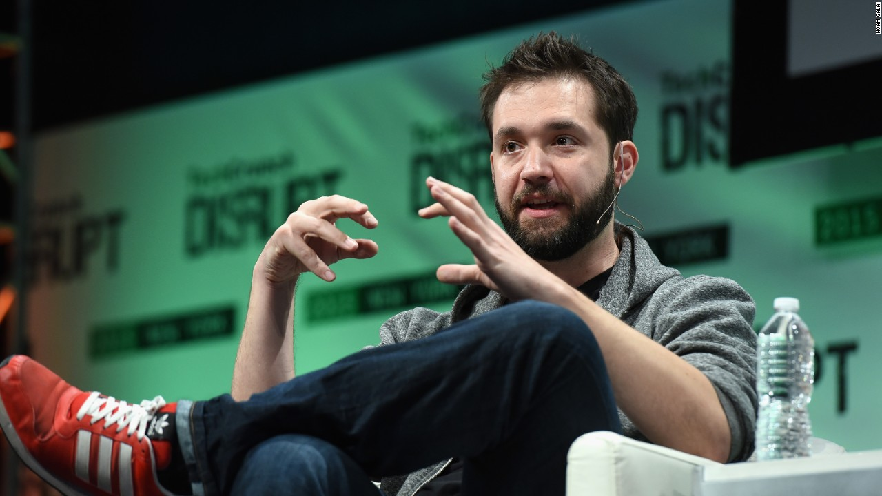 Alexis Ohanian asks to be replaced by a black candidate as he resigns from Reddit's board…