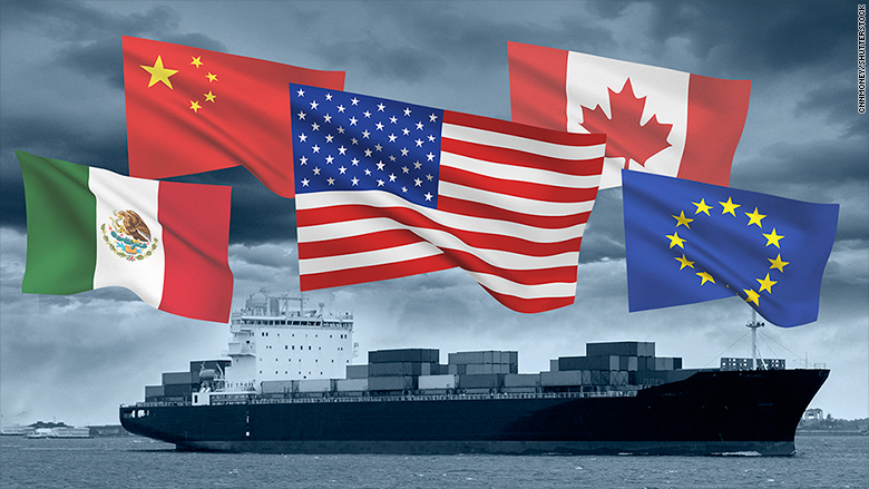 Trump set to hike tariffs on China. No trade deal until China is not a threat. The goal is to destroy the enemy without war…