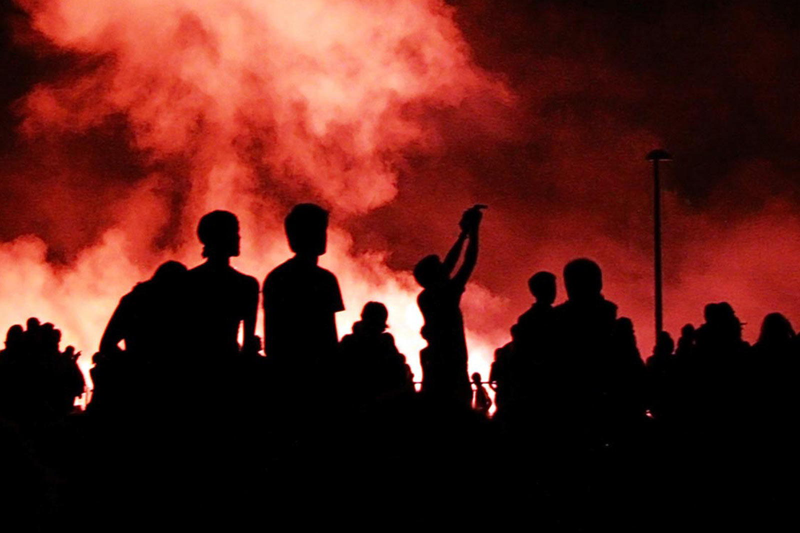 Stories of the Left & Right about the Berkeley riot reveal much about us - Fabius Maximus website