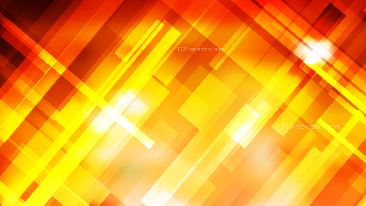 Free Abstract Red and Black Geometric Shapes Background