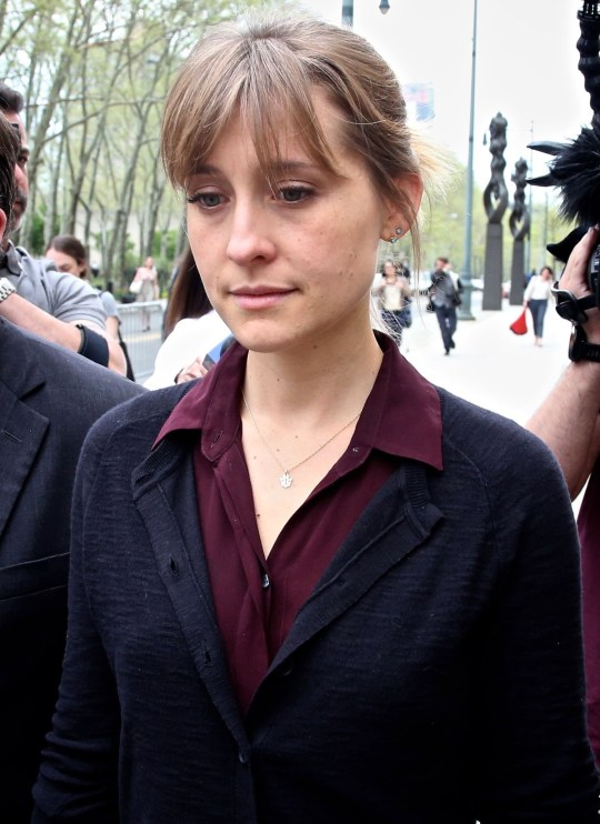 What did Smallville star Allison Mack do and what is the ...