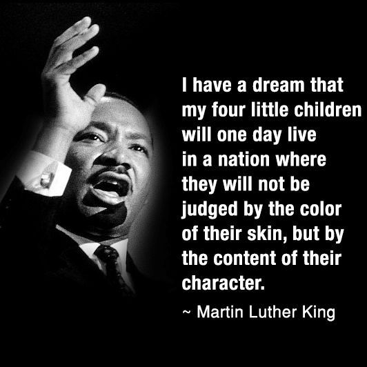 Martin Luther King Jr Quotes Judged Character - Daily Quotes