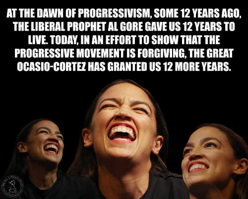 AOC, I'm the boss. Has anyone been this power drunk this fast | TigerDroppings.com