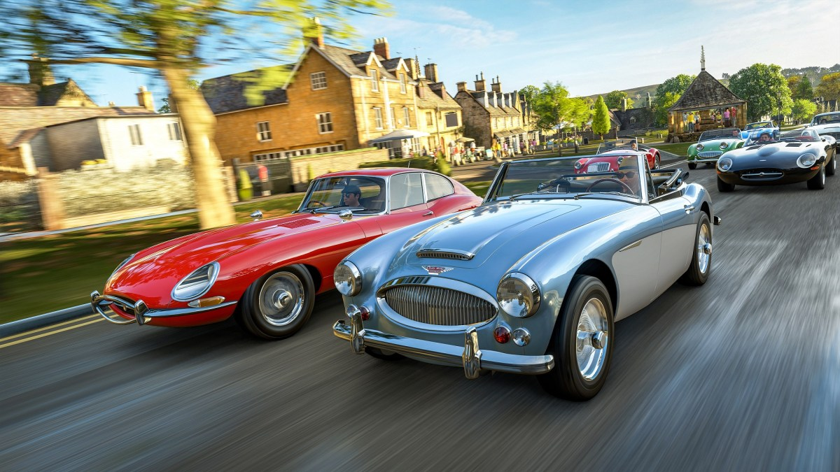 Forza Horizon 4 Officially Launching on Steam in March 2021 | Sirus Gaming