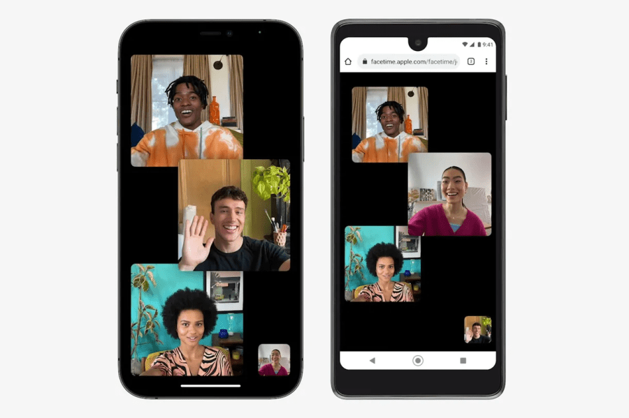 Announced in WWDC, Facetime is now available for Android ...
