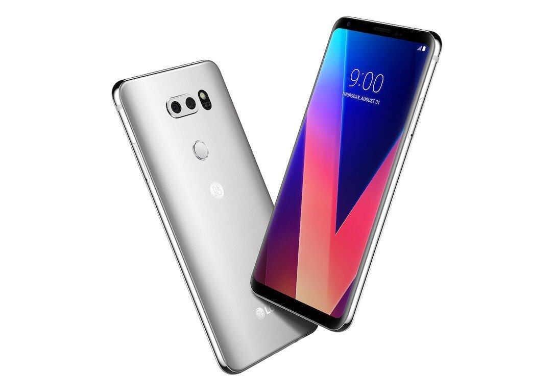 LG V30 vorerst exklusiv bei 1&1 zu haben