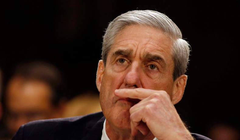 Justice Department releases 176 more pages of Mueller documents to CNN and BuzzFeed…