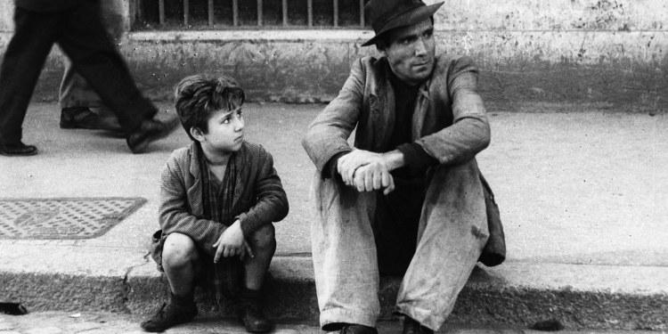 La soledad del honesto: Ladrón de bicicletas, de Vittorio ...