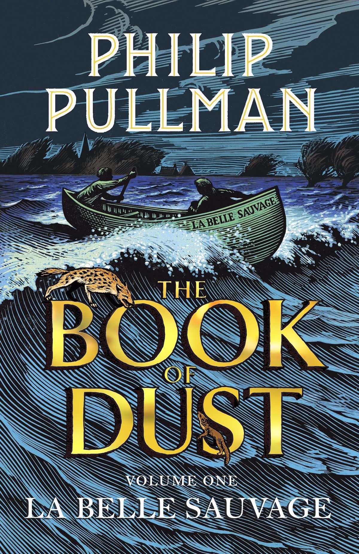Behold the Covers for Philip Pullman's The Book of Dust | Tor.com