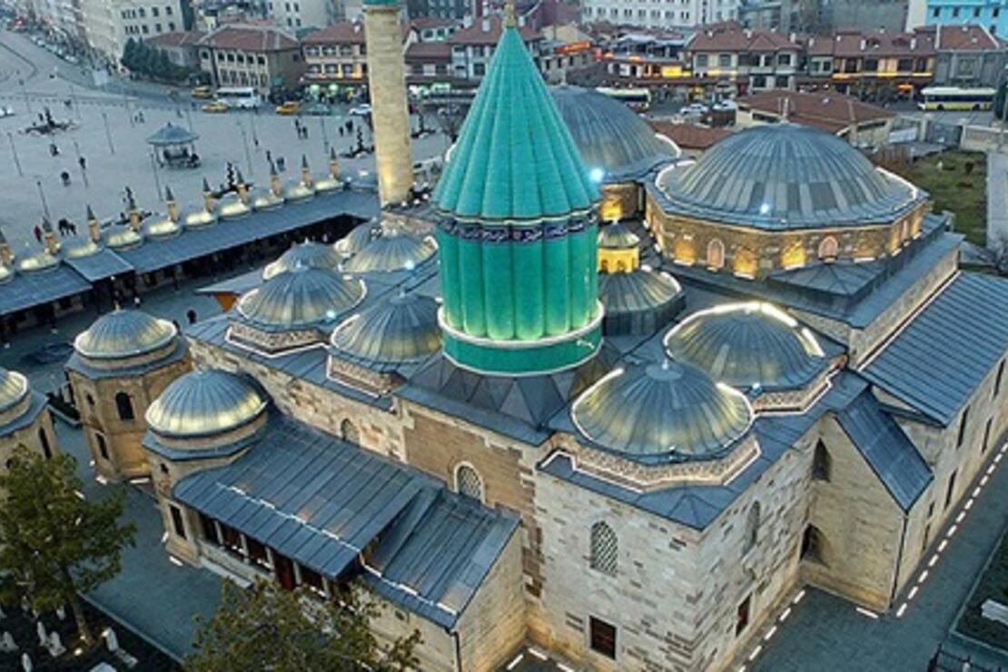Mevlana Müzesi 2019'da en çok ziyaret edilen ikinci müze ...