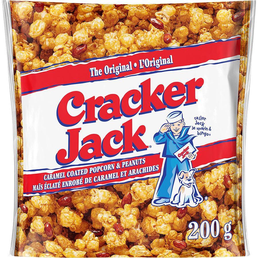 Cracker Jack Original Caramel Coated Popcorn & Peanuts ...