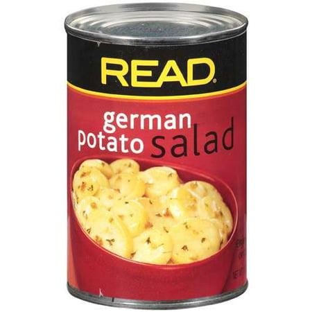 Read German Potato Salad, 15 oz (Pack of 12) - Walmart.com