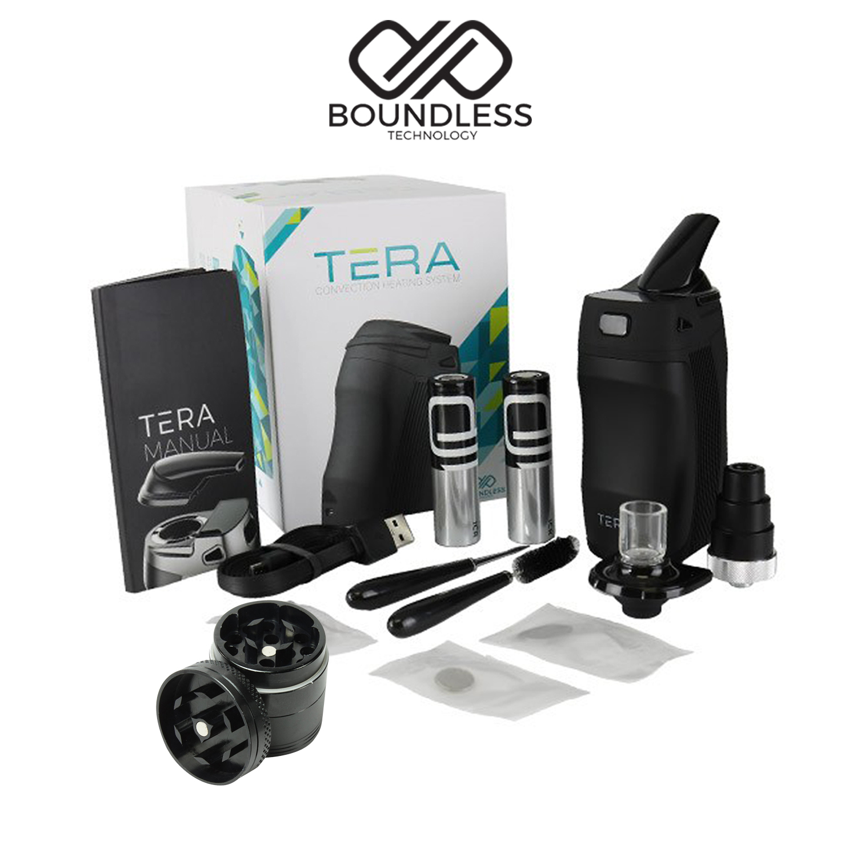 Boundless TERA V3 - Brand NEW Portable Technology Heating ...