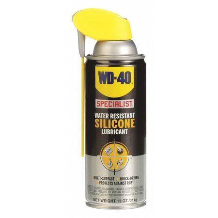 Silicone Lubricant, Aerosol Can, 11 Oz. WD-40 SPECIALIST ...