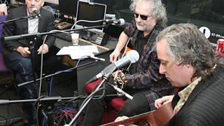 Live Lounge REM - Radio 1 - BBC
