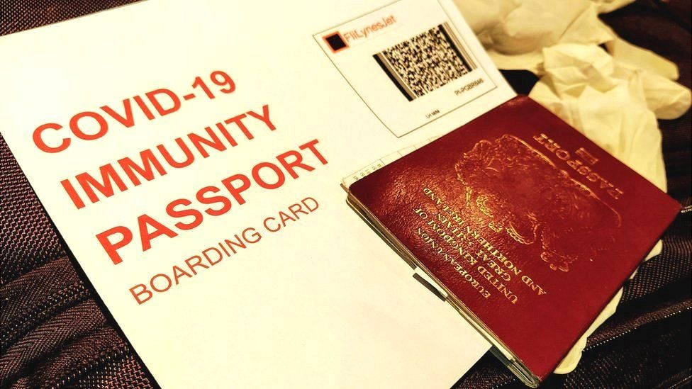 Will you need a COVID-19 passport to get into events in ...