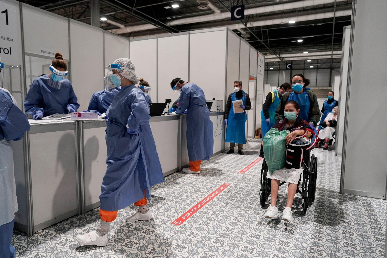AI algorithm tells doctors which COVID-19 patients will ...